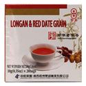 Picture of Double Coins Longan & Red  Date Drink Powder 7 oz 20 bags