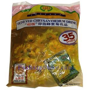 Picture of Super Instant Honeyed Chrysanthemum Drink 35 Sachets 22.2 Oz