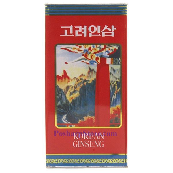 Picture for category Koryo Insam Korean Standard Ginseng 15,  16 oz