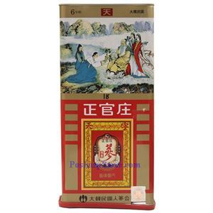 Picture of Korean Red Ginseng 18,  21 oz