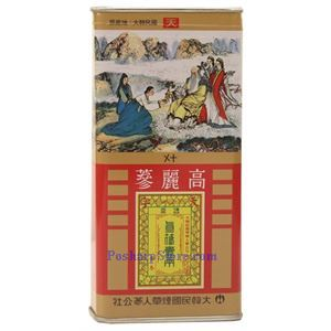 Picture of Korean Red Ginseng 40,  1.32 oz