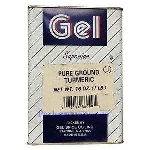 Picture of Gel Spice Superior Pure Ground Turmeric 16 Oz