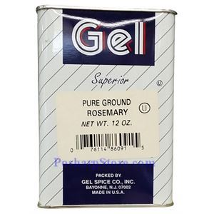 Picture of Gel Spice Superior Pure Ground Rosemary 12 Oz