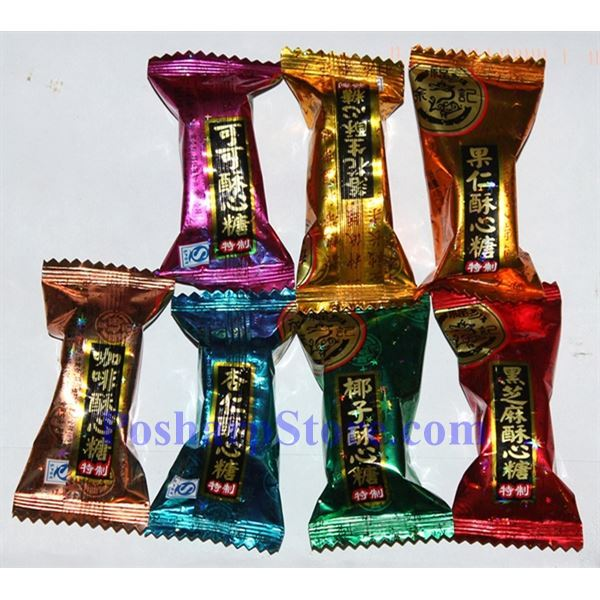 Picture for category Xufuji Assorted Crisp Candy 12.6 Oz