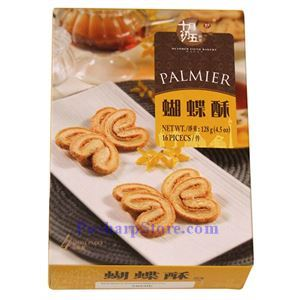 Picture of October Fifth Bakery Macau Palmier 4.5 Oz