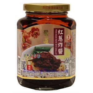 Picture of Jiangdao Fried Bean Paste with Shallot  13 Oz