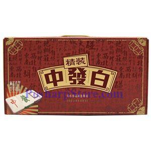 图片 香港美心牌精装中发白什锦礼盒 424克