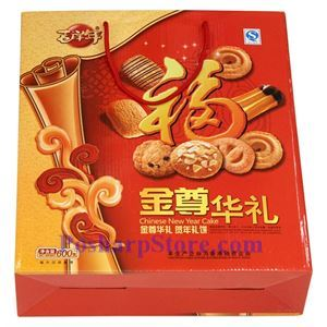 Picture of Jixiangnian Chinese New Year Cake 21 Oz