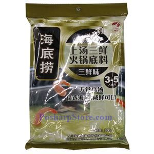 Picture of Haidilao Sichuan Non-Spicy Seafood Hotpot Sauce 7.7 Oz