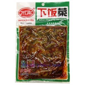 Picture of Chuannan Sichuan Style Pickles for Rice 8 Oz