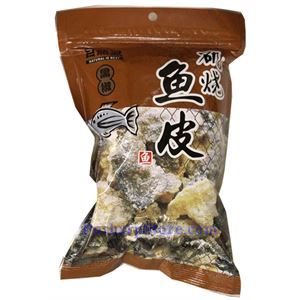 Picture of Natural Is Best Crispy Fish Skin With Black Pepper 2.11 Oz