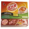 图片 香港优乐美牌麦香味奶茶 150克。