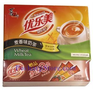Picture of U.Loveit Hong Kong Style Wheat Milk Tea 6.7 Oz