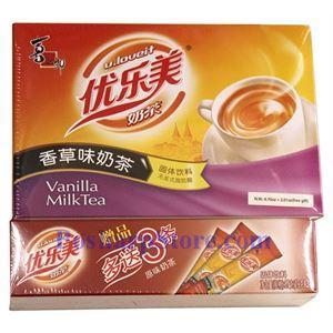 图片 香港优乐美牌香草味奶茶 150克。