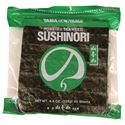 Picture of Yamamotoyama Sushi Nori Roasted Seaweed 50 Sheets, 4.4 Oz