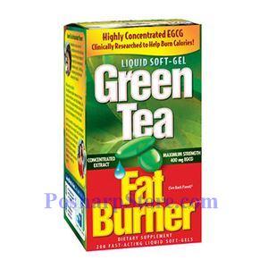 Picture of Applied Nutrition Green Tea Fat Burner 200 Liquid Softgels
