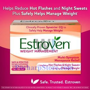 Picture of Estroven Weight Management, 120 Capsules