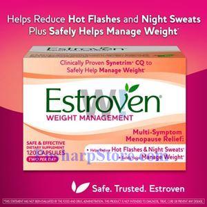 图片 Estroven更年期减肥瘦身胶囊 120粒