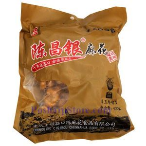 Picture of Chenchangyin Mahua Crispy Cracker (Five Spice Flavor) 14 Oz