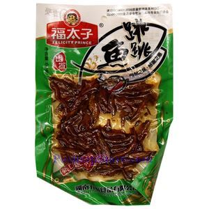 Picture of Felicity Prince Prepared Shanjiao Spicy Fish with Black Beans 2.1 Oz
