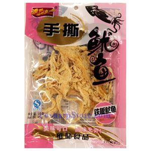 Picture of Liang's Prepared Squid Shreds (Teppanyaki Flavor)4 Oz