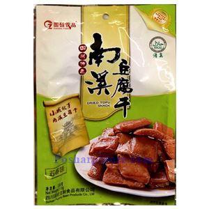 Picture of Guozhu Food Prepared Five Spice Nanqi Tofu 4 Oz
