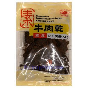 Picture of Mong Lee Shang Vegetarian Beef Jerky 5.6 Oz
