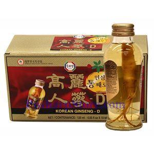 图片 韩国Sura牌高丽人参 10瓶