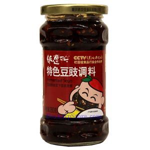 Picture of Fanzhaoyang Special Chili Sauce with Black Beans 9.8 Oz
