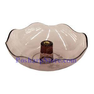 图片 抽油烟机油碟(内螺纹,棕色)