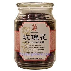 Picture of Lam Sheng Kee Dried Rose Buds 5.3 Oz