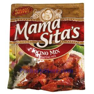 Picture of Mama Sita's Tocino Marinading Mix 2 Oz