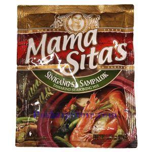 图片 Mama Sita's牌菲律宾亚三海鲜汤调料 50克