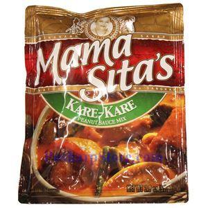 Picture of Mama Sita's Kare-Kare Peanut Sauce Mix (hot) 1.76 Oz