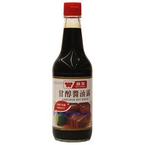 Picture of Wei-Chuan Liscious Soy Sauce 18.6 Fl Oz