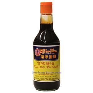 图片 冠珍园牌金标酱油 500毫升