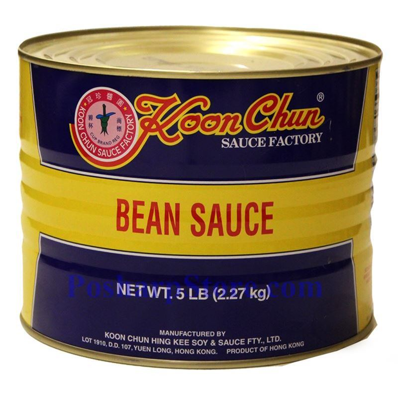 Picture for category Koon Chun Bean Sauce 5.25 Lbs