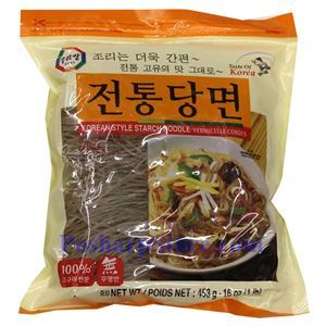 Picture of Sura Korean Style Starch Noodles 1 Lbs