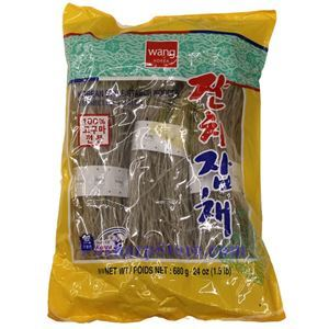 Picture of Wang Korean Style Starch Noodles 1.5 Lbs
