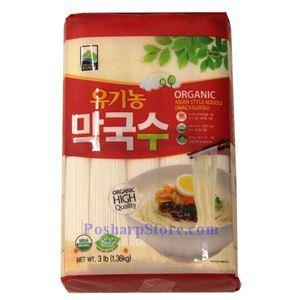 Picture of Organic Ranch Korean Organic Asian Style Noodles (Mackguksu) 3 Lbs