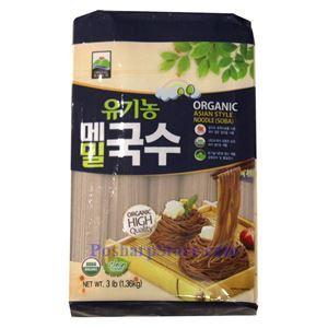 Picture of Organic Ranch Korean Organic Buckweat Noodles (Soba) 3 Lbs