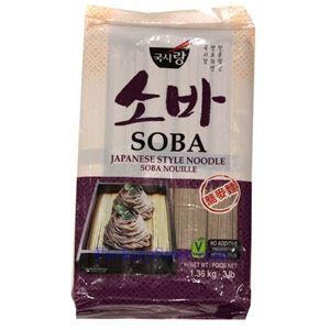 Picture of Korean Buckweat Noodles 3 Lbs
