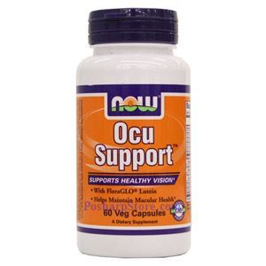 Picture of Now Foods Ocu Support 60 Capsules