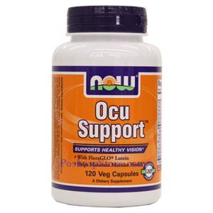 Picture of Now Foods Ocu Support 120 Capsules
