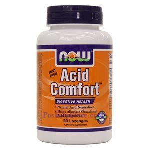 Picture of Now Foods Acid Comfort™ 90 Lozenges