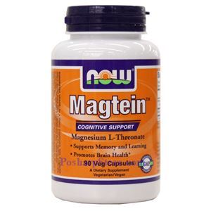 Picture of Now Foods Magtein™ 90 Veg Capsules