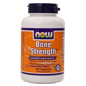 Picture of Now Foods Bone Strength™ 120 Capsules