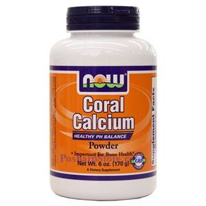 Picture of Now Foods Coral Calcium Powder 6 Oz