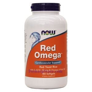 Picture of Now Foods Red Omega™ 180 Softgels