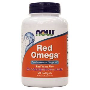 Picture of Now Foods Red Omega™ 90 Softgels